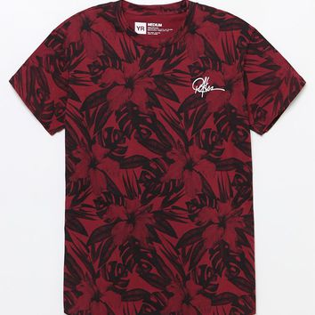Young and Reckless Topiary Scallop T-Shirt at PacSun.com