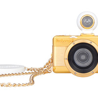 Fish-Eye 2, Gold, Cameras