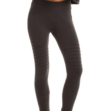 Apex Zip Moto Leggings
