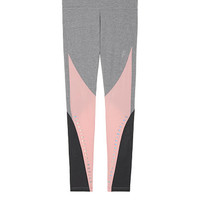 Super Soft Colorblock Legging - PINK - Victoria's Secret