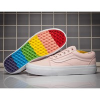 Vans Classic Fashion Old Skool Flats Sneakers Sport Shoes