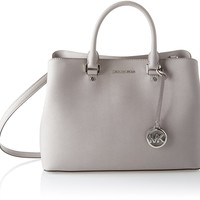 MICHAEL Michael Kors Women's Large Savannah Satchel