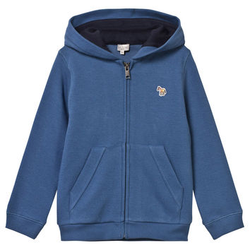 Paul Smith Boys Blue Logo Hoodie