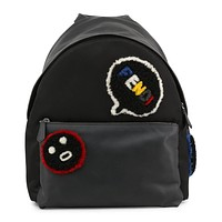 Fendi Unisex Black Rucksacks