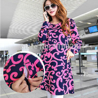 2014 New Long Sleeve Maternity Nursing Dresses Casual Pregnant Nursing Breastfeeding Clothes Feeding Wear Autumn Winter-in Dresses from Apparel & Accessories on Aliexpress.com | Alibaba Group