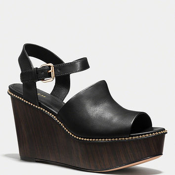 COACH HARLA WEDGE | Dillards