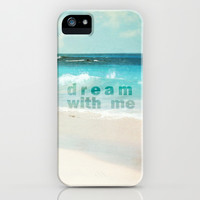 dream with me iPhone & iPod Case by Sylvia Cook Photography