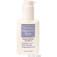 Healthy Skin Face Lotion SPF 15