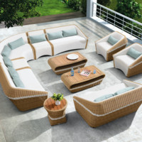 Outdoor Lounge Set - Higold Amiga