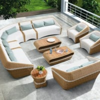 Outdoor Lounge Set - Amiga