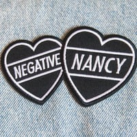 negative nancy patch