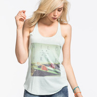 Rip Curl Dream Chaser Womens Tank Mint  In Sizes