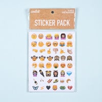 Emoji Sticker Pack - 2016