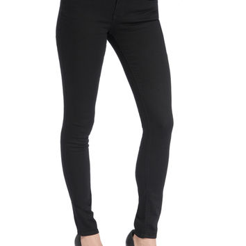 Black Orchid Black Jewel Jegging in Jet Black
