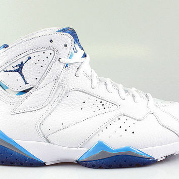 Air Jordan Men's 7 VII Retro French Blue