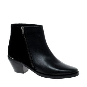 ASOS ADDITION Leather Ankle Boots
