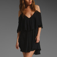 Indah Zihna Dress in Black from REVOLVEclothing.com