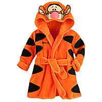 Tigger Bath Robe for Baby - Personalizable