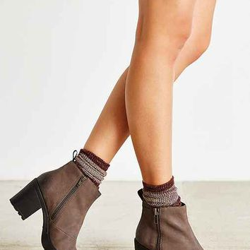 Vagabond Nubuck Grace Double Zip Boot