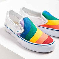 Vans Rainbow Slip-On Sneaker - Urban Outfitters