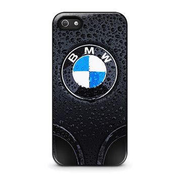 bmw 2 iphone 5 5s se case cover  number 1