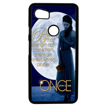 Once Upon A Time Belle Full Moon Google Pixel 2XL Case