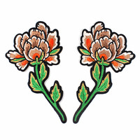 Peonies Patch Set