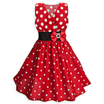 Minnie Mouse Sleeveless Dress for Women | Disney Store