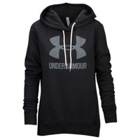 Under Armour Favorite Fleece Hoodie - Women's at Foot Locker