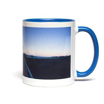 Customizable Accent Mug