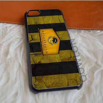 Hufflepuff Logo Harry Potter iPhone 5C Case