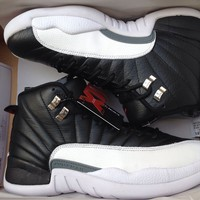 "Air Jordan  12 Retro ""Playoffs"""