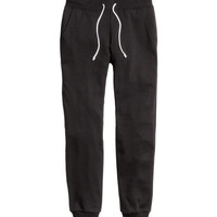Sweatpants - from H&M