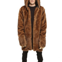 Workaholics Official Bear Coat