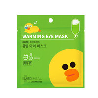 [Mediheal] Warming Eye Mask_Grapefruit (Line Friends) (10Sheets)