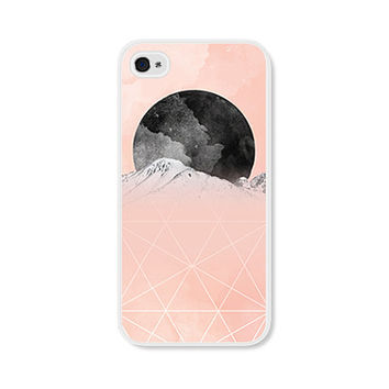 iPhone 6 Case iPhone 5c Case Moon iPhone 5 Case - Moon iPhone Case - Moon iPhone 6 Case Moon Samsung Galaxy S4 Phone Case