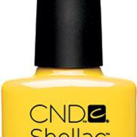 CND - Shellac Bicycle Yellow (0.25 oz)
