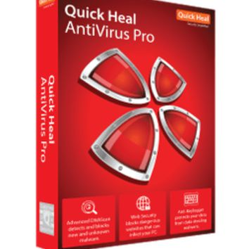 Quick Heal Antivirus Pro Crack With Product Key 2018 Download