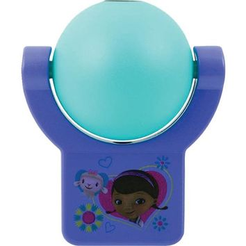 Disney(R) 14530 LED Projectables(R) Night-Light (Doc McStuffins(R))