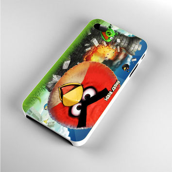 Angry Birds 3D iPhone 4s Case