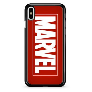 Marvel Avengers iPhone X Case