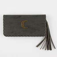 Whipstitch Tassel Wallet | Wallets