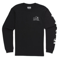 Vans x Peanuts Long Sleeve T-Shirt | Shop At Vans