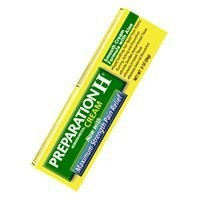 Preparation H Hemorrhoidal Cream With Maximum Strength Pain Relief -- 9 oz