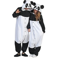 Adult Onesuit Anime Panda Costume - Spencer's