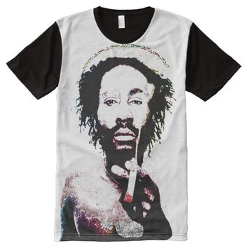 RASTA MAN All-Over-Print T-Shirt
