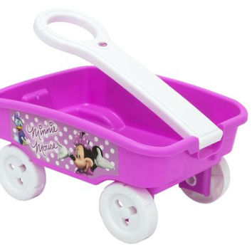 Minnie Mouse Disney BowTique Wagon