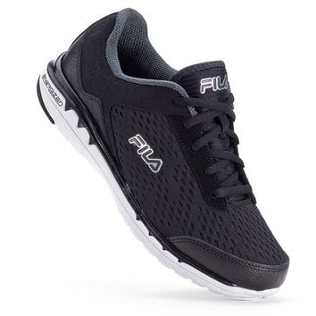 FILA Octave Energized Women's Cross-Training Shoes (Black)