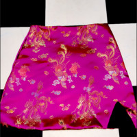 SWEET LORD O'MIGHTY! BING BING MINI SKIRT
