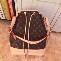 Louis Vuitton brown 5560 Epi Canvas Mabillon Backpack (Authentic Pre-owned)